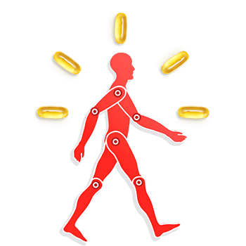Fish oil for joint pain