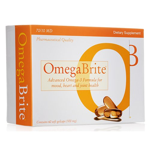 High Purity Omega 3 Capsules