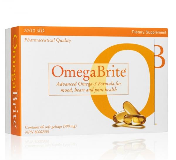 Omega-3 supplements UK